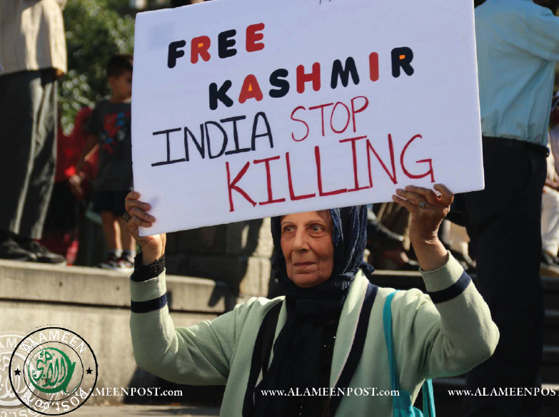 'U.S.A. -U.K. -U.N.'! On Kashmir
