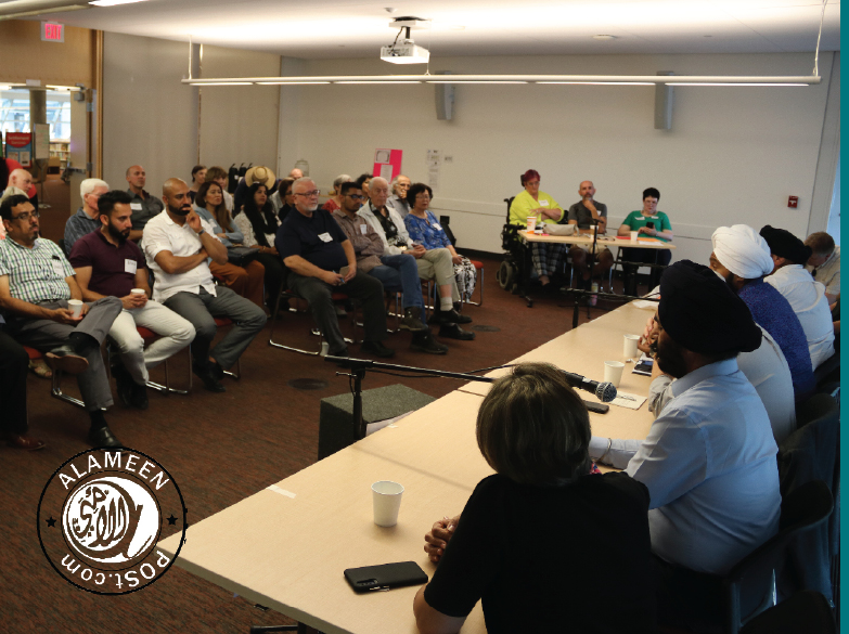Surrey Interfaith Council organized All Candidates Meeting