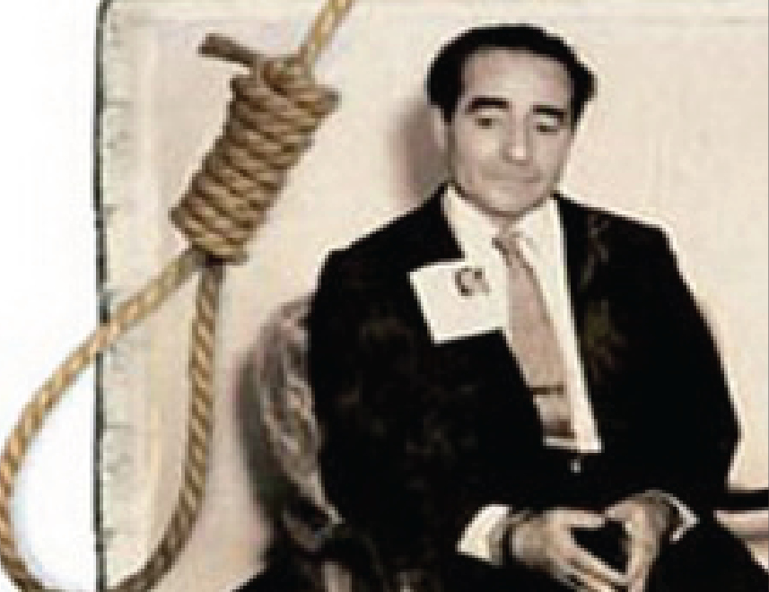 17th September 1961 Adnan Menderes was hanged for changing the azan back to Arabic