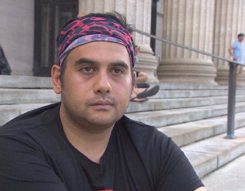 Winnipeg activist threatens to sue People's Party of Canada over posts calling him a terrorist