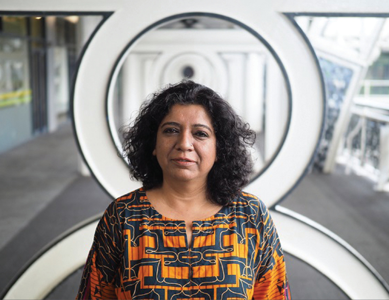 Asma Khan: British Muslim Cook with a Message