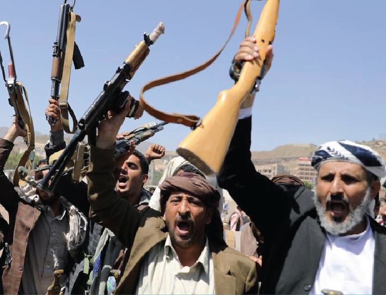 Yemen's Houthi rebels release nearly 300 detainees – ICRC