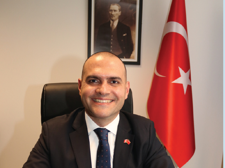 One on One with Mehmet Taylan Tokmak – Consul General of the Republic of Turkey