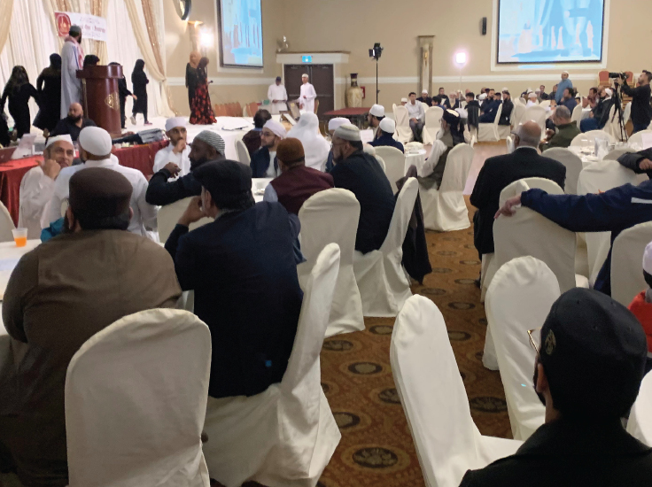 Darul Qur'an Institute of Islamic Studies succesful 8th Annual Jalsah and Graduation Ceremony