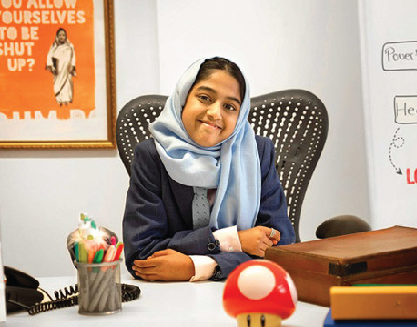 11-Year-Old Penny Appeal CEO Launches Helpline for Muslim Youth