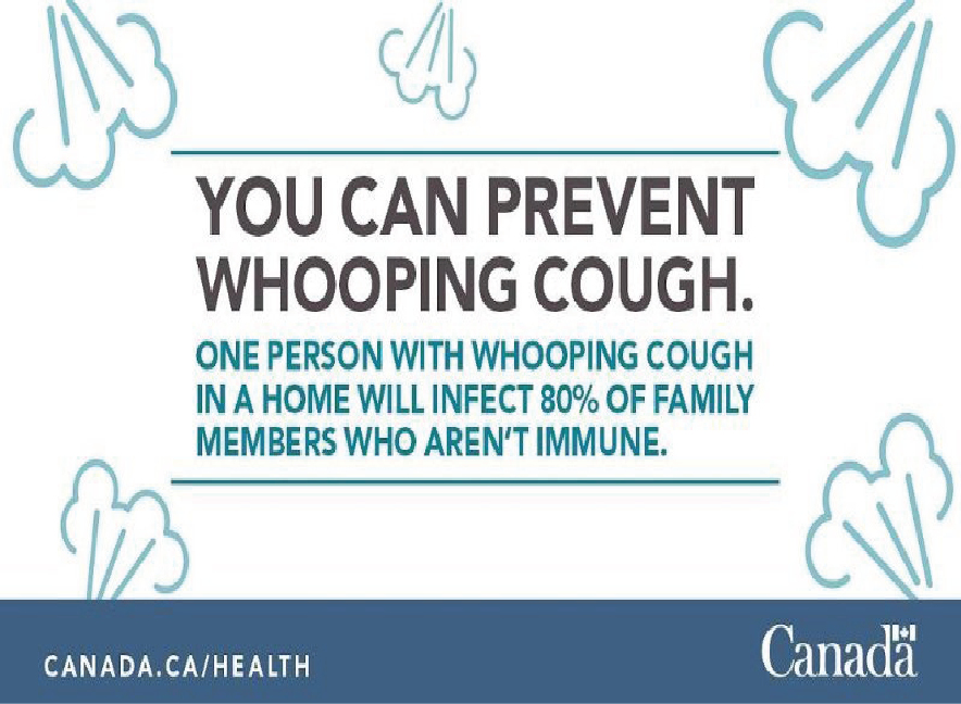 You can prevent whooping cough