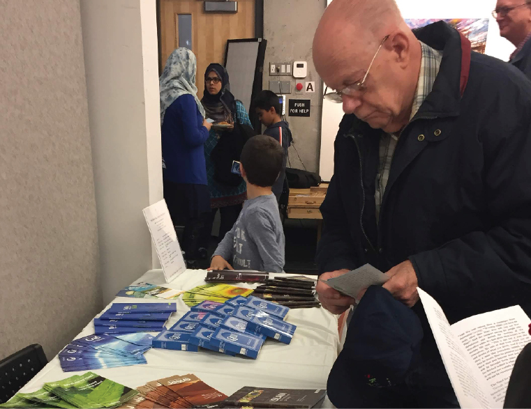 Meet Your Muslim Neighbor hosted by White Rock Muslim Association