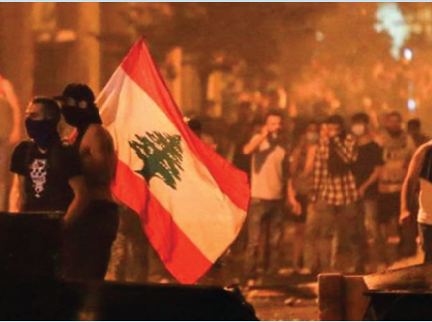Lebanon: UN experts decry incidents of excessive force against protesters