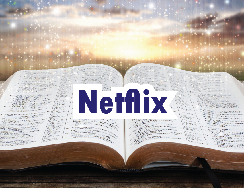 The netflix series and Jesus The Prophet of Islam and The Messiah of Muslims.