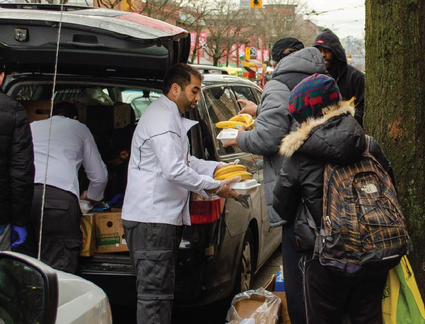 Karakoram restaurant giving back to the community
