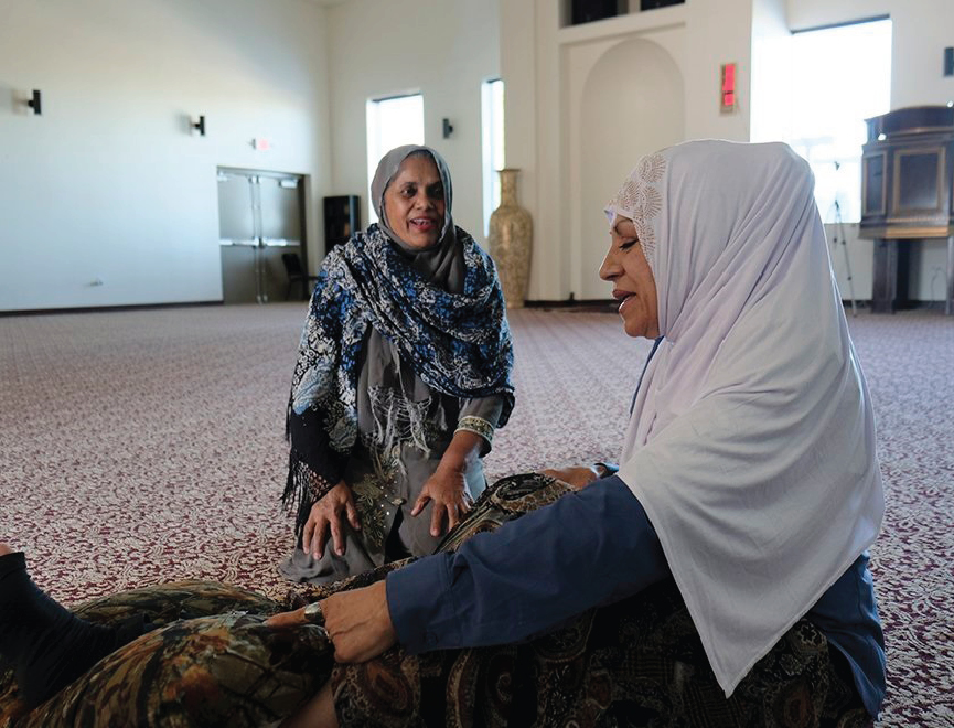 Woman Builds Dream Mosque in Vegas