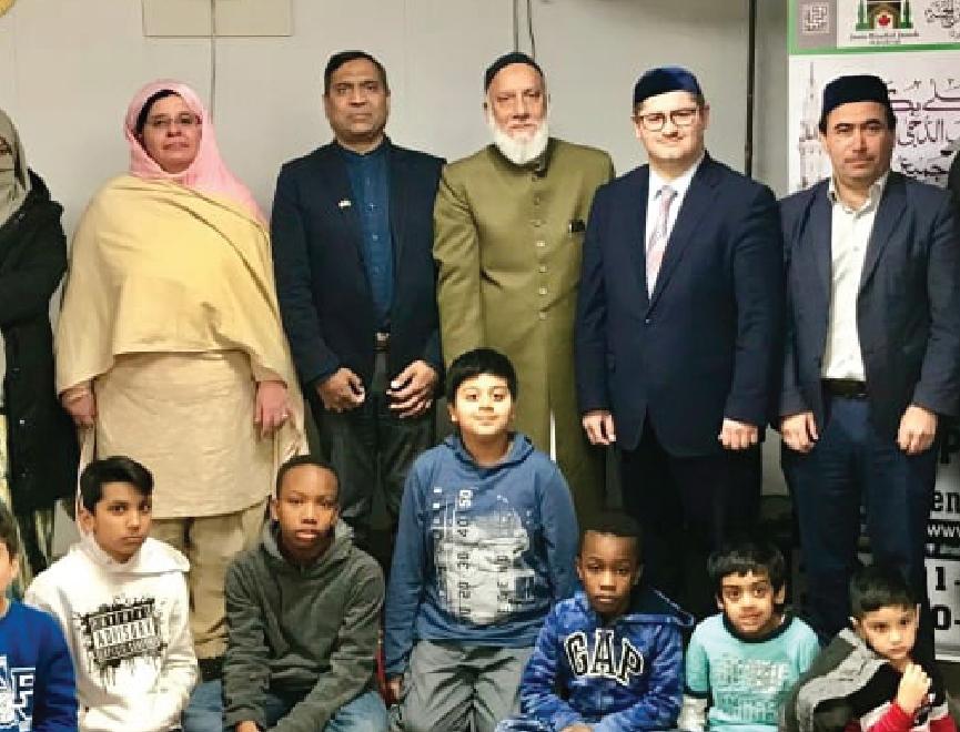 Airdrie's Muslim community celebrates new mosque site