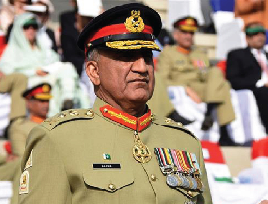 Pakistan parliament approves extending term of army chief