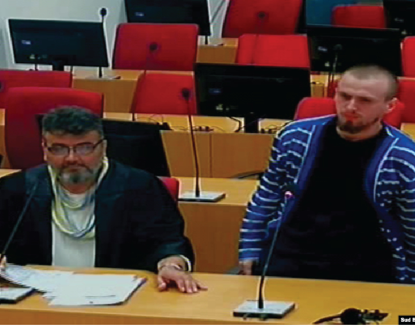 Bosnia court sentences ex-Islamic fighter to 4 years in jail
