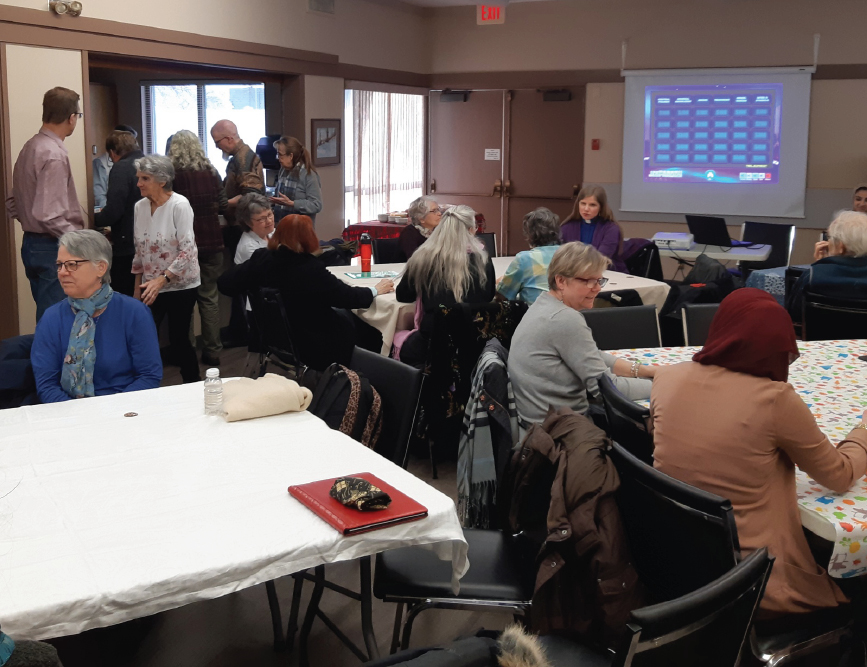 Kamloops Islamic center Joined the Interfaith Kamloops in celebrating World Religion Day