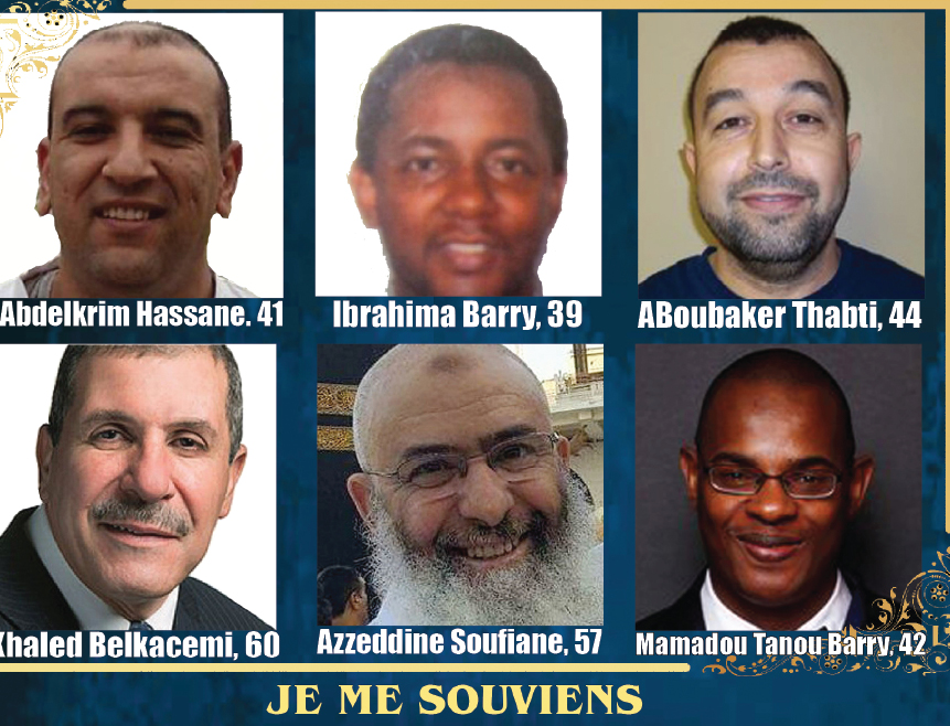 On the Anniversary of the Quebec City Mosque Shooting, Our Hearts Are With the Victims