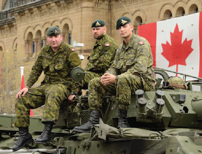 Canadian special forces troops back on the job in Iraq, says commander