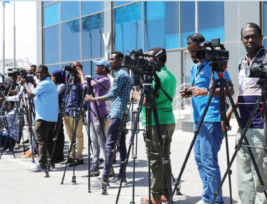 Somali government detains record number of journalists
