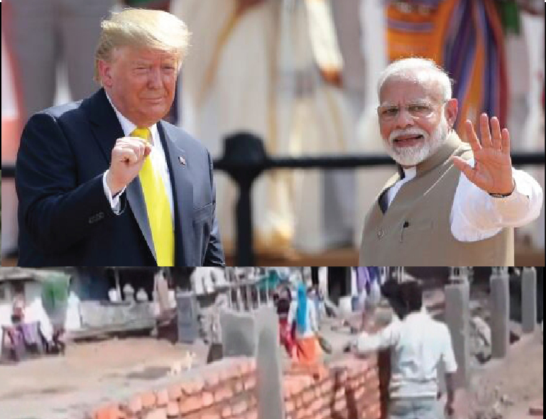 Trump's India Visit: An Optical Illusion in a Fool's Paradise