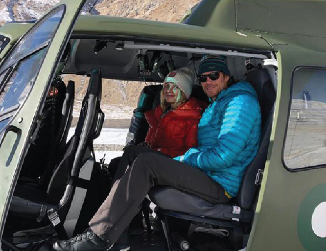 Pakistan rescues Canadian, Finnish climbers by helicopter