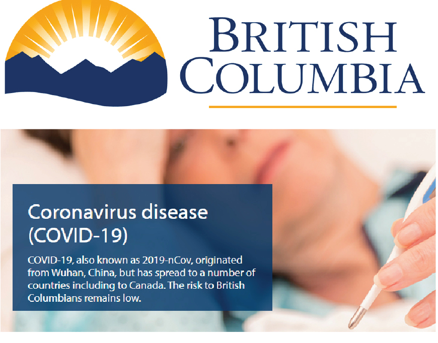 BC Ministry of Health: BC COVID-19 Self-Assessment Tool