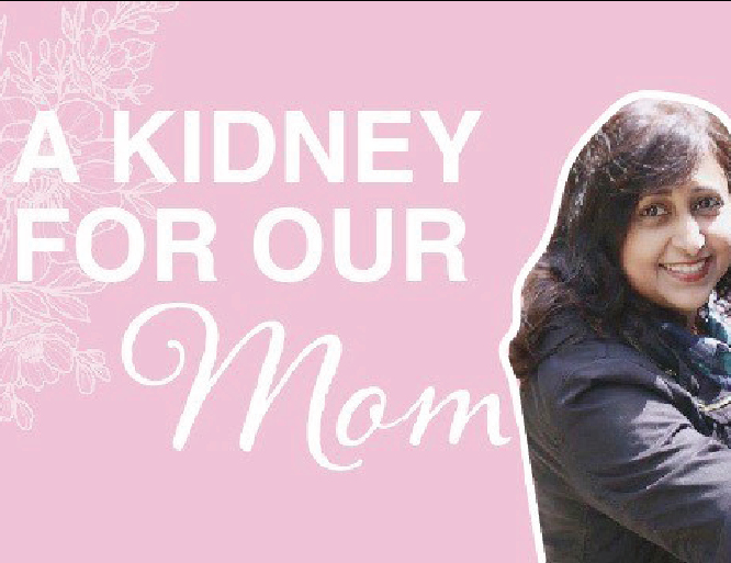 Appeal for Kidney Donor