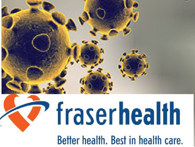 Fraser Health temporarily suspends pay parking