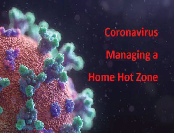Managing a Home Hot Zone – How to Self-Quarantine at Home