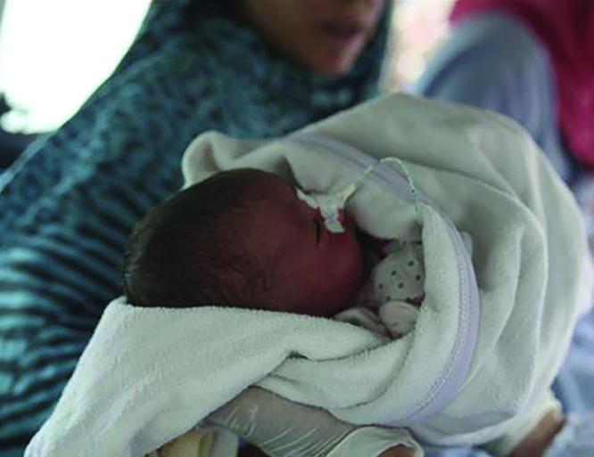 Babies among 24 killed as gunmen attack maternity ward in Kabul
