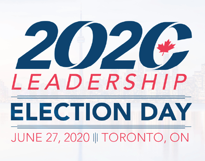 Statement from the Conservative Party's Leadership Election Organizing Committee on resuming the 2020 Leadership