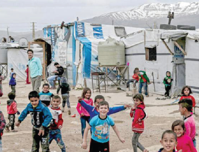 EU inaction on Syrian refugees is a stain on human conscience