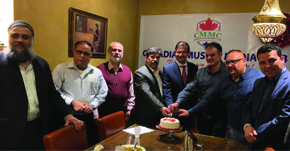 Canadian Muslim Media Club hosts Dinners with local Muslim Organizations