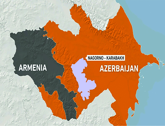Azerbaijan, Armenia clashes intensify, heavy casualties reported from both sides
