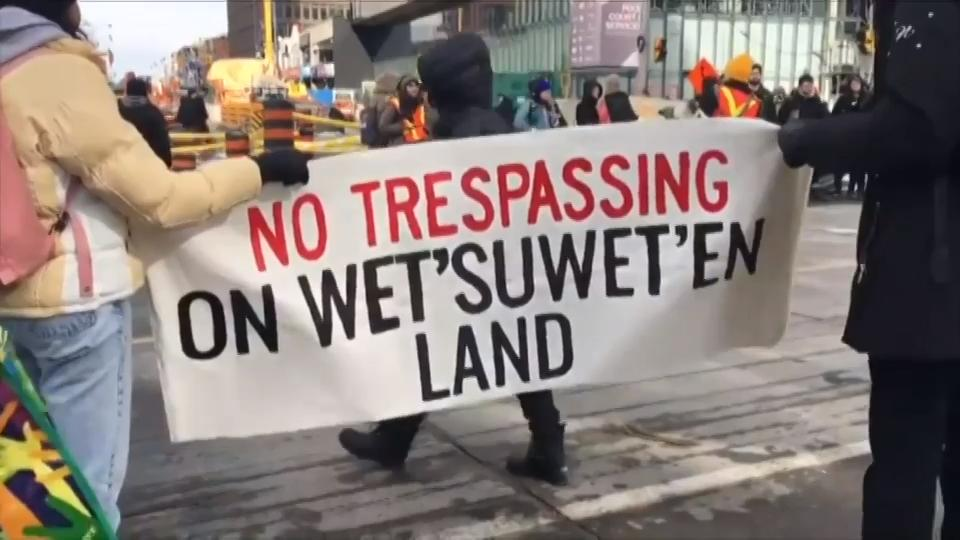Wet'suwet'en House Chiefs launch legal challenge over climate impacts of fossil fuel projects on their territories.