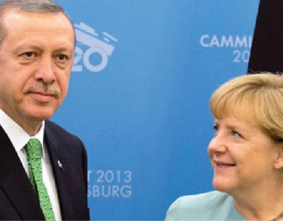 Merkel seeks 'good relationship' with Turkey