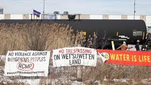 RE: Rail & Infrastructure Blockades in Canada