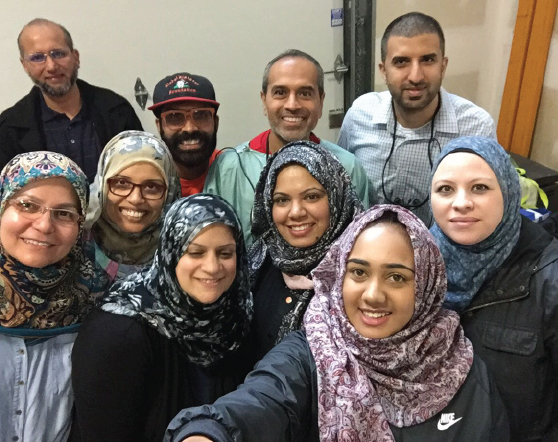 MUSLIM FOOD BANK AND COMMUNITY SERVICES: Giving a Warm Welcome