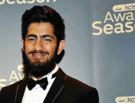 Muslim Student Named 'Most Influential People' in London