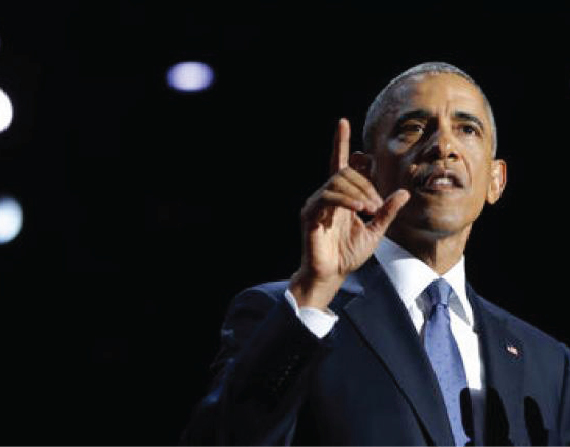 I reject discrimination against Muslim Americans, says Obama
