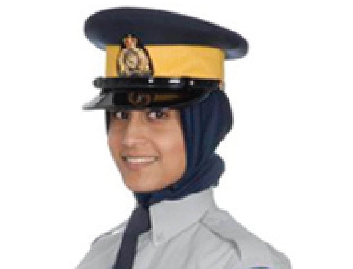 MUSLIM COMMUNITY WELCOMES RCMP HIJAB POLICY