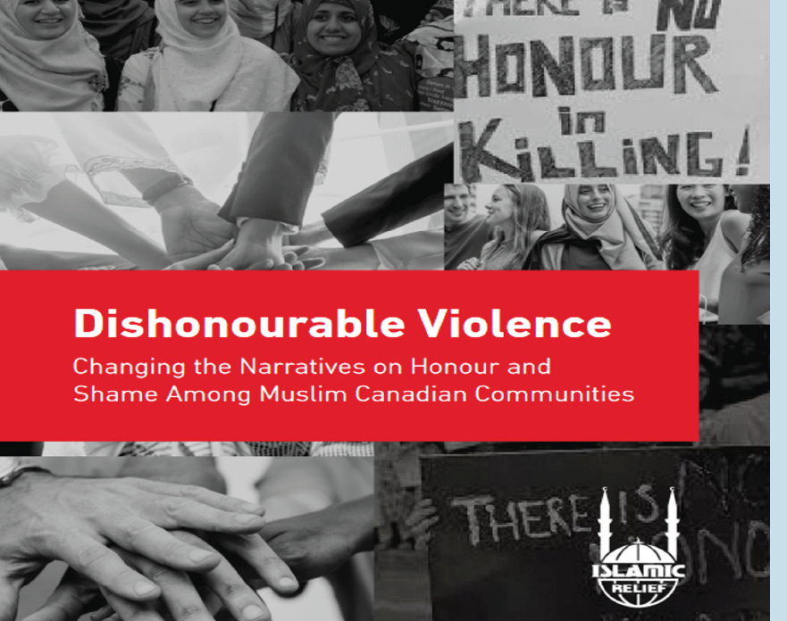 Islamic Relief Canada launches report on honour-based violence among Canadian Muslims