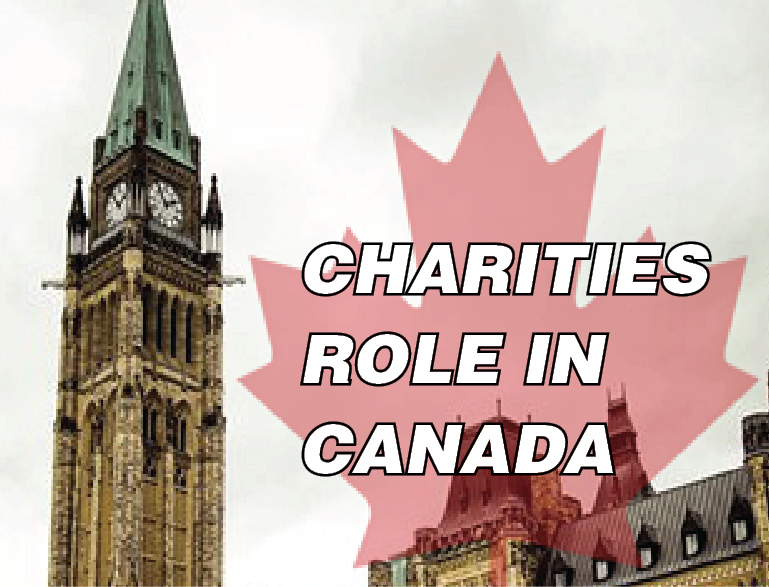 Charities Role in Canada