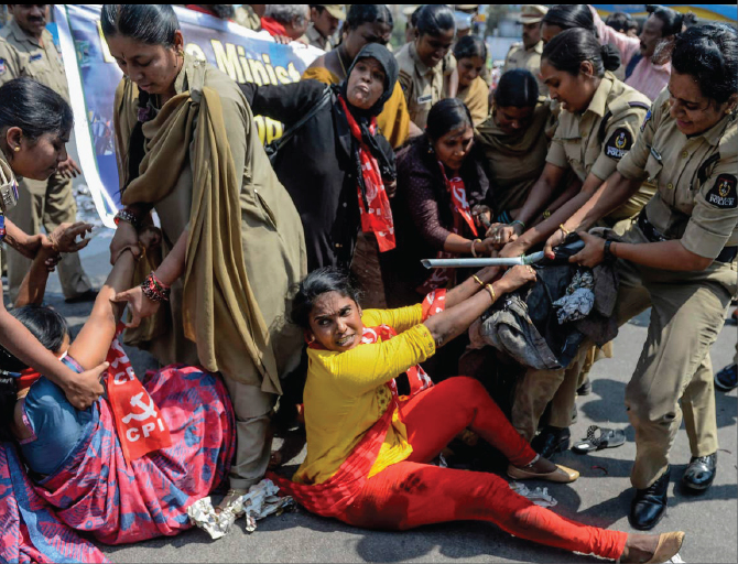 'Equality, Justice, & Integrity' New Delhi Riots