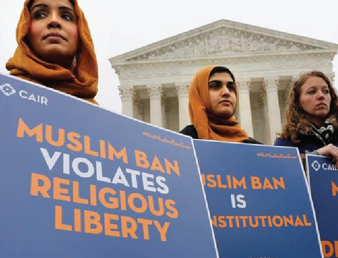 Civil Rights Groups Sue Government for Critical Information on Trump's Muslim and African Ban