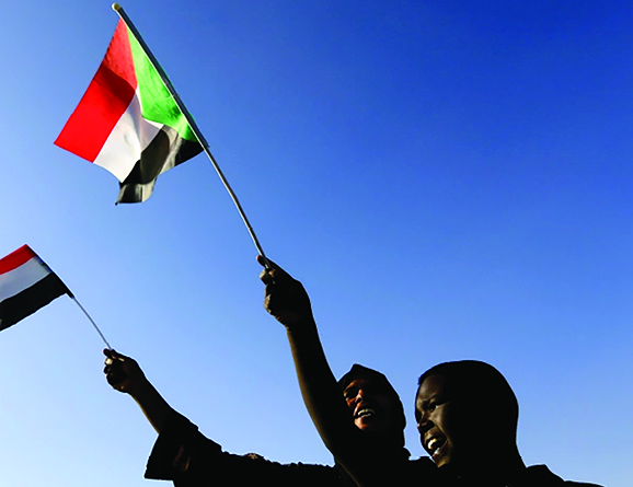 Sudanese back on streets to march against dire living conditions