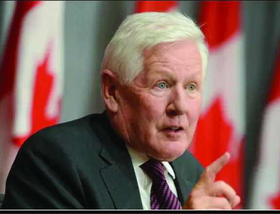 Bob Rae calls on UN to investigate evidence of genocide against China's Uighur minority