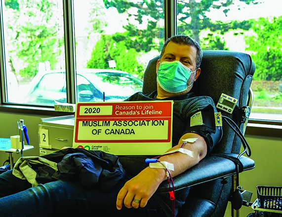 The Pandemic Can Bring Us Together In Service—Let's Start By Giving Blood