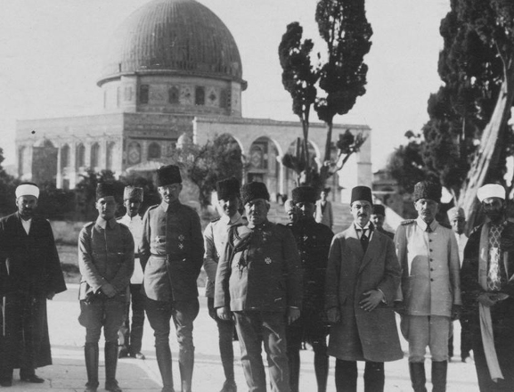 The Palestine issue that cost Sultan Abdülhamid II the Ottoman throne