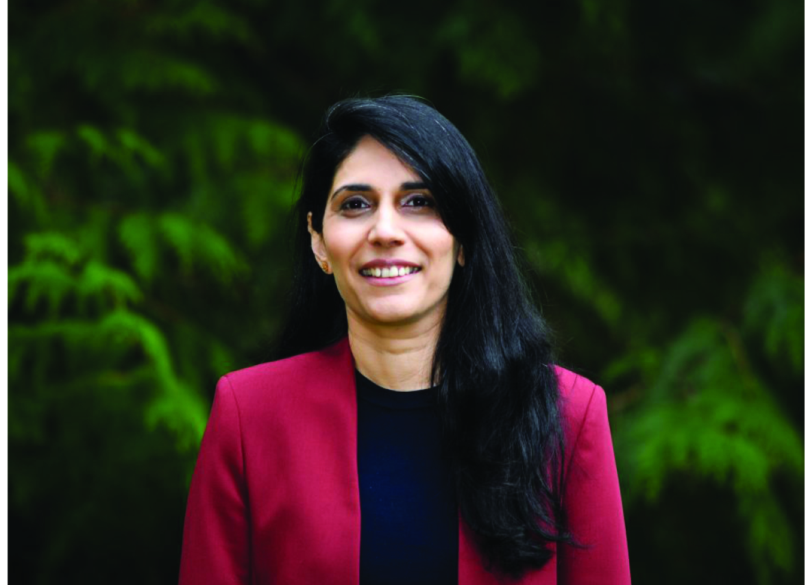 Burnaby Green Party aims to elect first Muslim Woman to City Council