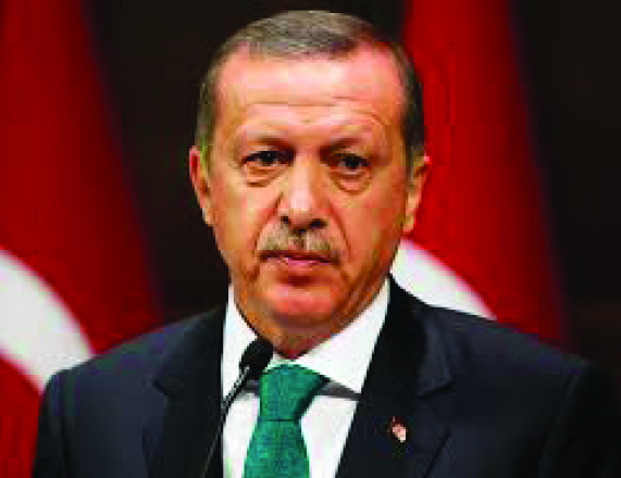 Erdogan says talks could be held with Taliban as part of efforts to bring peace to Afghanistan
